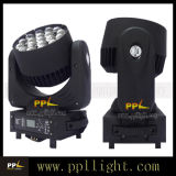 19PCS 12W Osram DEL Beam Moving Head Light avec Zoom