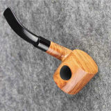 Труба фильтра формы 9mm бочонка новизны трубы табака Rosewood куря