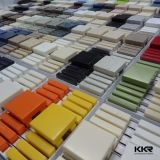 Kingkonree 12MM أكريليك الأسود التعديل السطحية الصلبة لوحة الجدار (ASS1408122)