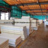 Quarto frio Refrigerated isolação do armazém para a logística