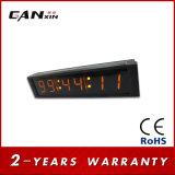 Pulso de disparo de parede do diodo emissor de luz Digital do equipamento da ginástica [de Ganxin] com indicador do tempo e da contagem regressiva