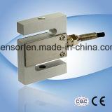La S digita l'acciaio legato che pesa la cella di caricamento per la misura di tensionamento del collegare