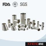 Accessorio per tubi saldato igienico del gomito dell'acciaio inossidabile (JN-FT1002)