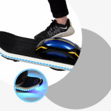 Form konzipierte ein Rad-Selbstbalancierendes Straßen-elektrisches Skateboard