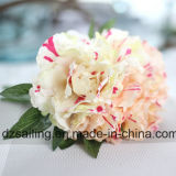 Flor artificial del ramo dulce del Peony de 5 pistas para la decoración (SF13823/5)