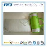 Espuma de memoria desmenuzado con almohadilla de bambú de fibra de bambú extraíble