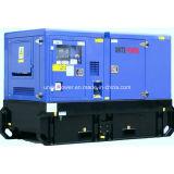Diesel van de Macht 304kw 380kVA van de Waterkoeling van Yuchai De Eerste Stille Reeksen van de Generator