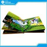 Libro del bambino del cartone con l'angolo rotondo