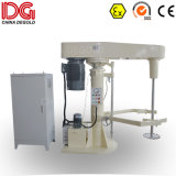 Hydraulisches Lift Latex Paint High Speed Disperser (Abdeckung)