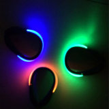 Pattini all'ingrosso di modo LED che eseguono clip con il prezzo di Compettive