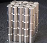 주문 최고 급료 N52 니켈에 의하여 도금되는 큰 실린더 네오디뮴 자석