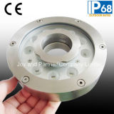 수중 점화 (JP94192)를 위한 IP68 27W LED 샘 반지 빛