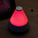 Altoparlante all'ingrosso di disegno LED Bluetooth di modo con molti colori stupefacenti