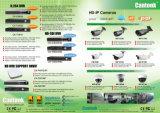 2.0 Câmera ótica do IP PTZ da abóbada da velocidade 22X de Megapixel 120m