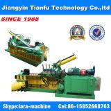 Máquina horizontal de la prensa hidráulica Y81 para el desecho de metal