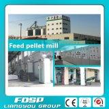 A linha de produção da alimentação de animais da capacidade elevada 30t/H manufatura