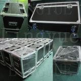L'étape DJ de la LY Phillips R5 200W rayonnent la lumière principale mobile