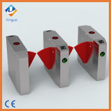 Edelstahl Electronic Flap Barrier China-Wholesale Custom 304 mit Access Control