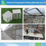 Panneaux minces de mur en béton de silicate léger de calcium