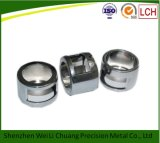 6061 часть CNC точности алюминия подвергая механической обработке