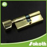 La grande cylindre d'or latéral Skt-C05 de blocage de la molette