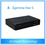 Em todo o mundo DVB S / S2 Smart TV Box Satellite Receiver Zgemma Star S