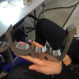 기계 용접 기계 용접공을 만드는 금속 편지