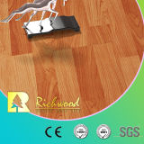 비닐 Plank 8.3mm E1 AC3 Embossed Walnut Laminate Waterproof Laminated Wood Flooring