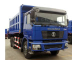 Shacman 무거운 6X4 팁 주는 사람 트럭 쓰레기꾼 아주 새로운 덤프 트럭