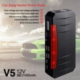 21000mAh Start 12V Car Engine Emergency Battery Power 은행 Fast Charge Car Power Jump Starter 황소 V5