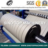 Machine de papier de découpeuse pour les panneaux de papier de cornière de tube