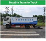 ユーロ5のごみ箱の転送のトラック