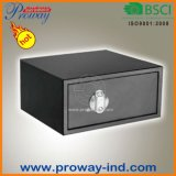 Fingerprint Laptop Hotel Safe Alta Segurança Solid Steel Heavy Duty