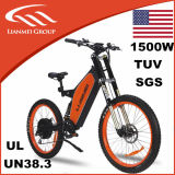 Abschüssige elektrische Fahrräder