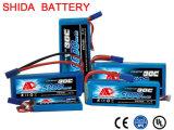 Batería de polímero de litio Lipo