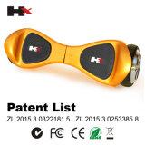 Scooter de équilibrage d'individu de la marque 2wheel de Hx avec le certificat UL2272 de FCC de RoHS de la CE