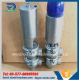 Válvula eliminada pneumática da reversão do aço inoxidável
