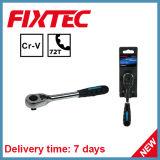 La mano di Fixtec lavora chiave a cricchetto di CRV 72teeth 3/8 ''