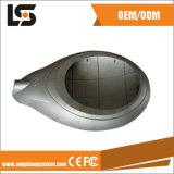 LEDはアルミニウム軽いハウジングLEDカバーを分ける