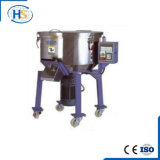 プラスチック原料の混合機械