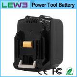 Lithium-Ion 18650*4 Cells Battery de Bl1415 Portable Power Tool pour Makita