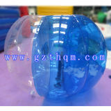 膨脹可能な引きの影響豊富なBall/1.5mのサッカーの膨脹可能なバンパーBalls/TPUの人間の大きさで分類されたハムスターの球