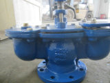 Двойной клапан отпуска клапана воздуха отверстия (ANSI/BS/JIS/DIN)
