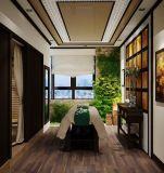 Piante di alta qualità e fiori artificiali della parete verde Gu-Mx-Green-Wall005