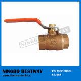 Heißer Verkaufs-Bronzen-Kugelventil-Produzent (BW-Q01)