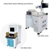 Máquina automática da marcação do laser da fibra para o telefone