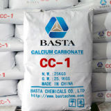 China Manufacture Calcium Carbonate CaCO3 für Rubber für Thailand