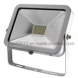 Projecteur mince extérieur d'Apple SMD DEL d'iPad d'endroit lumineux d'inondation de haute énergie de l'UL 10W 30W 50W 100W de la CE de SAA