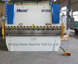 Metallverbiegende Maschine für Stahlblech-hydraulische Presse-Bremse für Metall