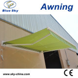 Hohe UVschutz-Aluminiumlegierung-Polyester-Markise (B3200)